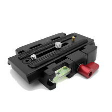 Kenro 577-II Rapid Connect Adapter w/Sliding QR Plate 501PL for Manfrotto 501HDV