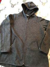 Ladies M & S Jacket Grey Size 16