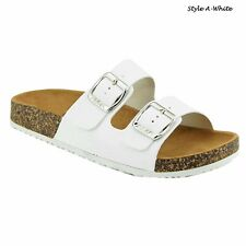 New Women&Kids Glitter Sandals Gladiator Thong Flops Flip Flat Strappy Shoes