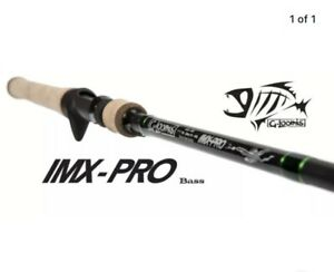 "G Loomis IMX-PRO 812C JBR 6'9"" Medium Fast Casting Rod"