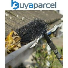 Darlac DP566 Flexible Gutter Cleaning Brush Roof Leaf Debris Free Swop Top