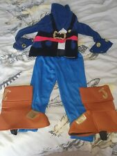 Disney Store Jake and the Neverland Pirates Dress Up Outfit 3 Year