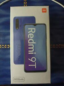 Xiaomi redmi note 9T 128 gb 6 GB  RAM  nuovo imballato Garanzia--2022,
