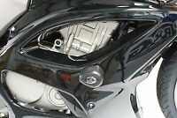 R&G RACING Aero Crash Protectors, Honda CBF1000 GT 2008-2010 *BLACK*