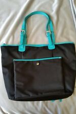 SALE!!! Black nylon tote/ shoulder bag, NEW