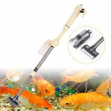 Electric Aquarium Gravel Cleaner Aquarium Nettoyeur de pompe sous vide siphon