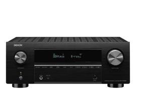 Denon AVC-X3700H 9.2-Kanal 8K AV-Verstärker mit 3D-Audio, HEOS Built-in, NEU