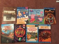 24 book Lot STEP INTO READING readers I CAN READ Children's Mixed Levels Lot 14