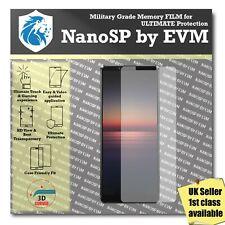 NanoSP Sony Xperia 1 II TPU Screen Protector FILM Curved FIT