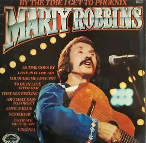 Marty Robbins-By The Time I Get To Phoenix Vinyl LP.1968 Hallmark SHM 989.