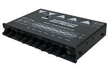Earthquake Sound Eq-7000pxi 7-band Equalizer