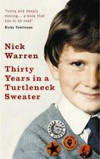 Thirty Years in a Turtleneck Sweater-Nick Warren