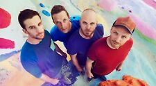 Coldplay Poster Length :800 mm Height: 500 mm SKU: 5082