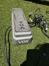 Vintage Vox Grey Volume Pedal Guitar or Keyboard