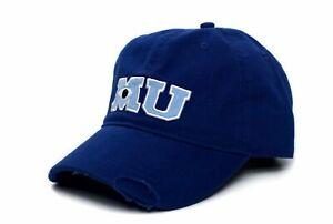 Monsters University Hat  Applique Unisex Cap Royal
