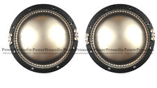 2PCS High Quality Diaphragm Horn Tweeter for DAS K8, K10, ND 8, ND 10 - 8 ohm