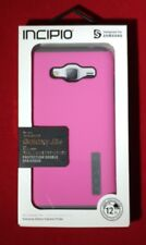 Incipio DualPro Dual-Layer Snap Case For Samsung Galaxy J3 2016  - Pink/Gray