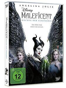 Maleficent: Mächte der Finsternis ( 2020 )  DVD  NEU & OVP