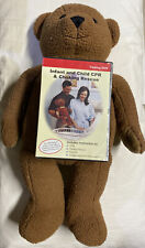 Infant And Child Cpr & Choking Training Dvd And Bear