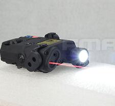 FMA PEQ LA5 Upgrade Version  LED White light + Red laser with IR Lenses BK 0074