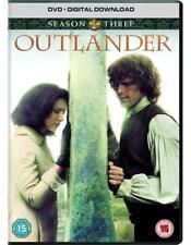 Outlander (2014 TV series) 4 Season DVDs & Blu-rays