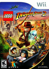 LEGO Indiana Jones 2: The Adventure Continues WII New Nintendo Wii