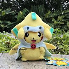 "Nintendo Pokemon Center Plush Toy Pikachu Jirachi 8"" Lovely Stuffed Animal Doll"