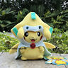 "Nintendo Pokemon Center Plush Toy Pikachu Jirachi 8"" Lovely Stuffed Animal Doll"