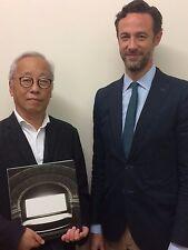 Brand New signed Hiroshi Sugimoto:Theaters by Hiroshi Sugimoto (2016, Hardcover)