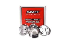 Manley Platinum Lightweight Piston Set for Subaru WRX EJ20 92.5mm Bore 8.5:1