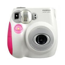 Pink Colour FujiFilm Fuji Instax Mini 7S Instant Photos Films Polaroid Camera