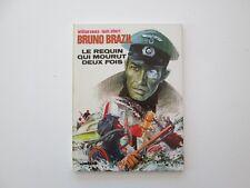 BRUNO BRAZIL 1975 TBE REEDITION LE REQUIN QUI MOURUT DEUX FOIS
