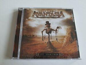 Avantasia - The Scarecrow * CD * Heavy Metal * Helloween * Alice Cooper *