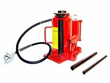 40,000lb Air and Hydraulic Bottle Jack 20 ton Heavy Duty Truck Repair Air Jack