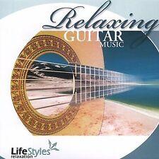 Various Artists : Relaxing Guitar Music CD