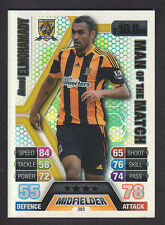 Match Attax 2013/14 - Man of the Match - 383 Ahmed Elmohamady - Hull