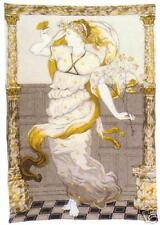 Goddess of Spring Beautiful Woman Romantic Pic Tapestry