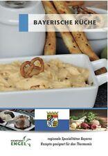 Bayerische Küche geeignet für Thermomix TM5 TM31 TM21 Kochstudio-Engel Bayern