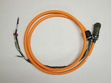Bridgeport Ez Trak Series Iii Sxdxch Y Axis Motor Cable Pn 3194 3376