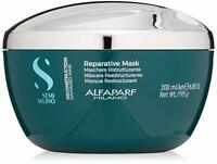Alfaparf Semi Di Lino Reconstruction Reparative Mask 200ml - damaged hair