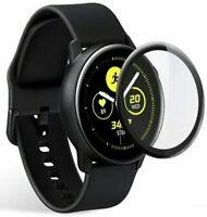 PELLICOLA 3D COPERTURA TOTALE per Samsung Galaxy Watch Active2 44mm Anti Graffi