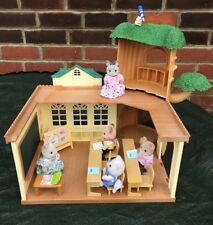 Sylvanian families Country School Extras 5 Calico Critters figures