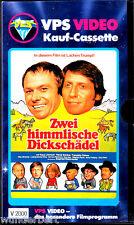 """Video 2000  """" Zwei himmlische DICKSCHÄDEL """" (1974) Klaus Löwitsch - GLASBOX VPS"""