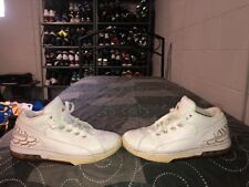 2007 Nike Air Jordan Ol School Low Mens Basketball Shoes Size 11 White Wheat 57d5329be