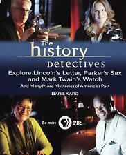 The History Detectives Explore Lincoln's Letter, Parker's Sax, and Mark Twain...