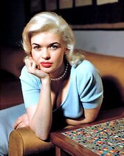 JAYNE MANSFIELD ACTRESS & SEX-SYMBOL - 8X10 EARLY PUBLICITY PHOTO (OP-013)