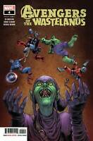 Avengers Of The Wastelands #4 (Of 5) (2020 Marvel Comics) First Print Ryp Cover