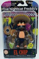 "Funko Articulated 5"" Action Figure Five Nights at Freddys El Chip with Mandolin"