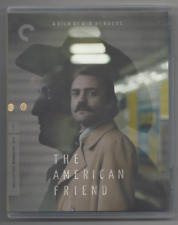 1977 The American Friend (Blu-ray, Criterion Collection) Wenders Dennis Hopper