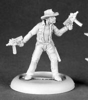 Reaper Miniatures Sherm Whitlock Cowboy #50265 Chronoscope D/&D RPG Mini Figure